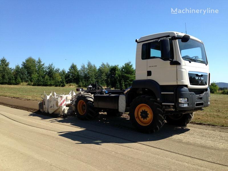 MAN TGS 18.480 BB 4x4 reciclare asfalt nou