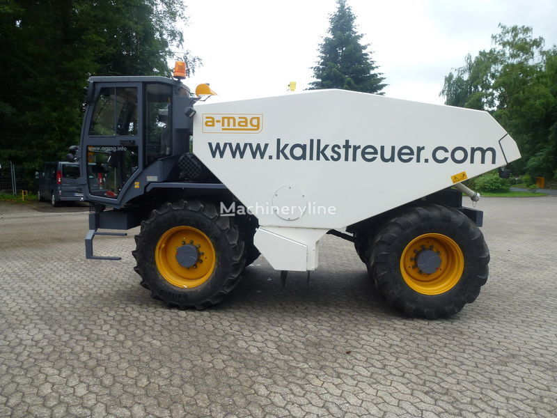 amag spreader 4x4 reciclare asfalt nou