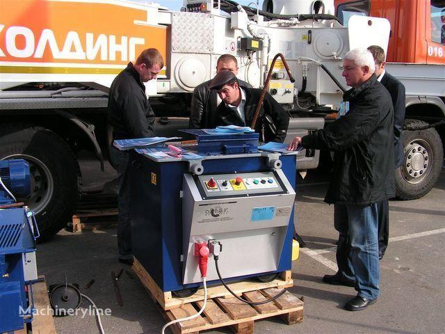 Stanok dlya izgiba i rubki armatury TR 38/45 utilaj industrial