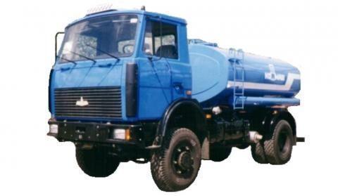MAZ KT-506  alte vehicule municipale