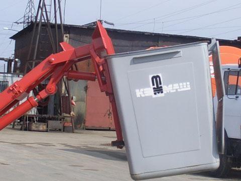 M30-20.00.000  container gunoi