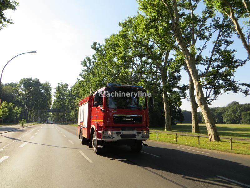 MAN 18.290 mașină de pompieri nouă