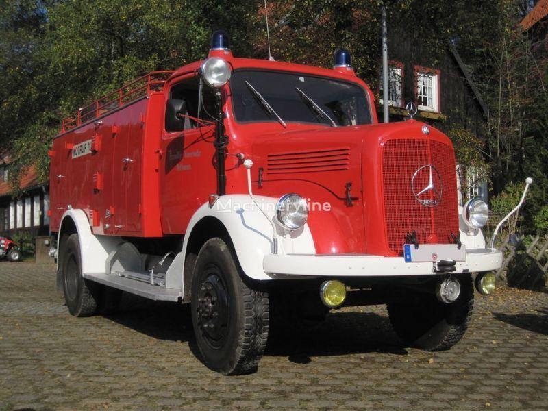 MERCEDES-BENZ LAF 311 Oldtimer mașină de pompieri