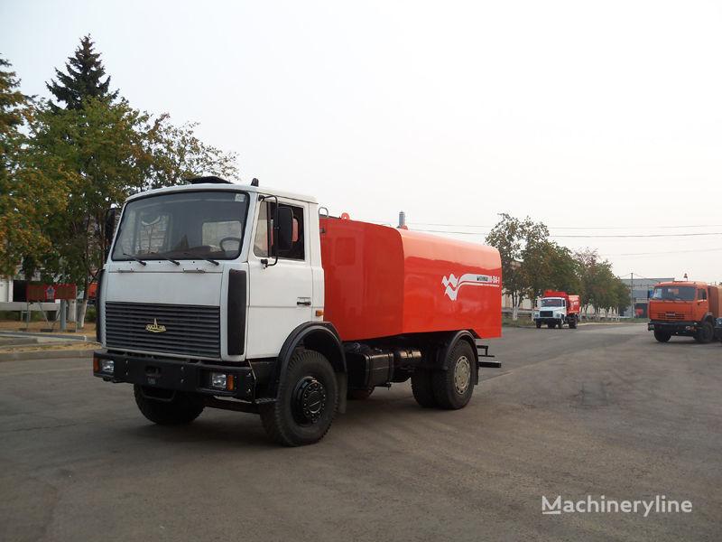 MAZ KO-514-1 maşină de desfundat canale