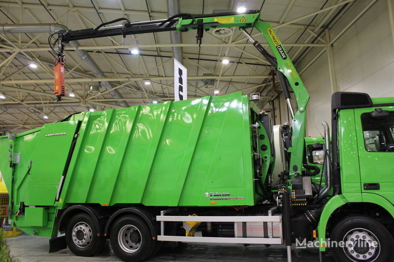 FAUN POWERPRESS 520 maşina de gunoi nou