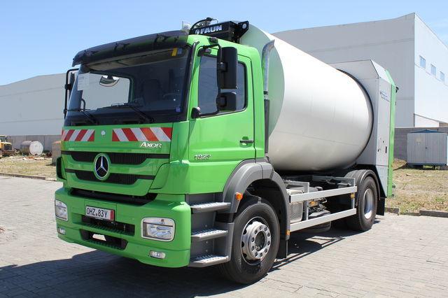 VARZ-MV-1823-16 maşina de gunoi nou