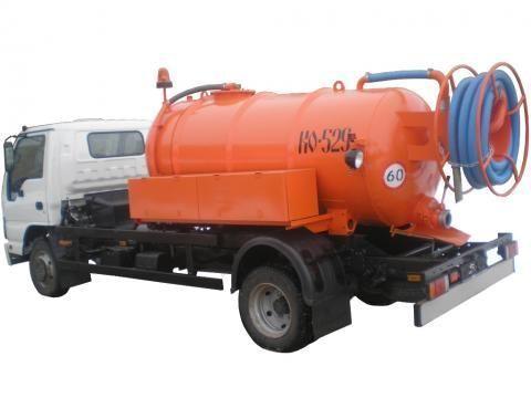 ISUZU KO-529-10  maşină pentru vidanjări